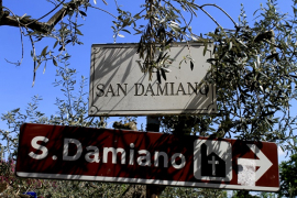 Droga do San Damiano